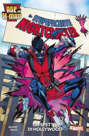 AGE OF X-MAN 3 - LO STUPEFACENTE NIGHTCRAWLER