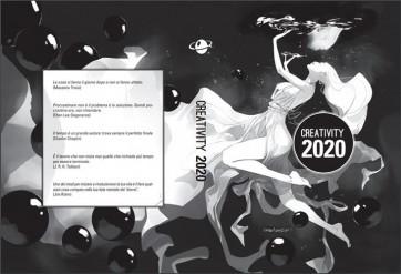 AGENDA CREATIVITY 2020 - BIANCO E NERO
