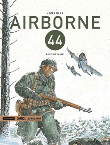 AIRBORNE 44 - 2: INVERNO IN ARMI - PRIMA 15