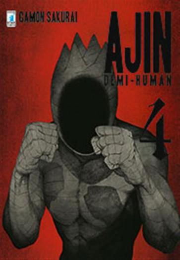 AJIN-DEMI HUMAN 4