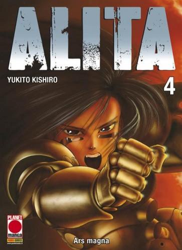 ALITA 4 - PRIMA RISTAMPA