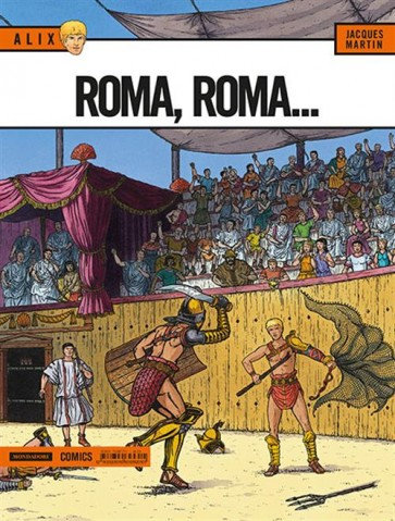 ALIX 12 - ROMA, ROMA...