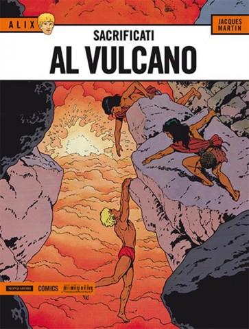 ALIX 6 - SACRIFICATI AL VULCANO