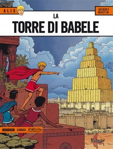 ALIX 7 - LA TORRE DI BABELE