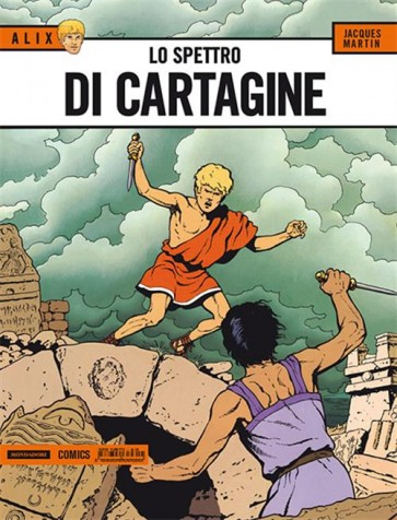 ALIX 8 - LO SPETTRO DI CARTAGINE