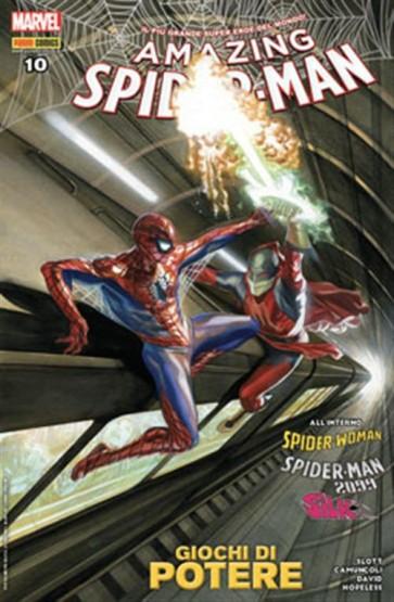 AMAZING SPIDER-MAN 10