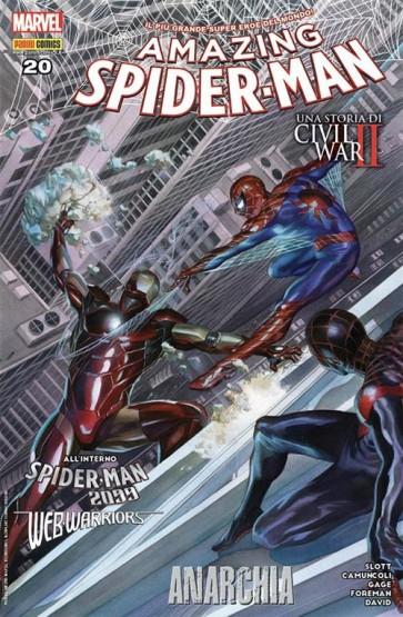 AMAZING SPIDER-MAN 20