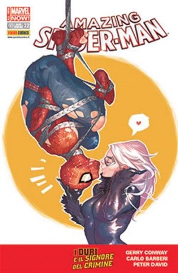 AMAZING SPIDER-MAN 22 - ALL NEW MARVEL NOW