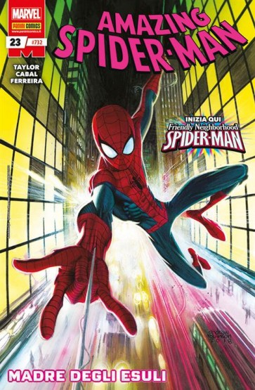 AMAZING SPIDER-MAN 23 - AMAZING SPIDER-MAN 732