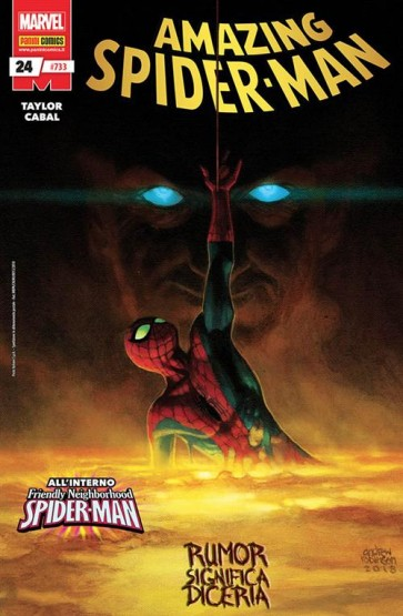 AMAZING SPIDER-MAN 24 - AMAZING SPIDER-MAN 733