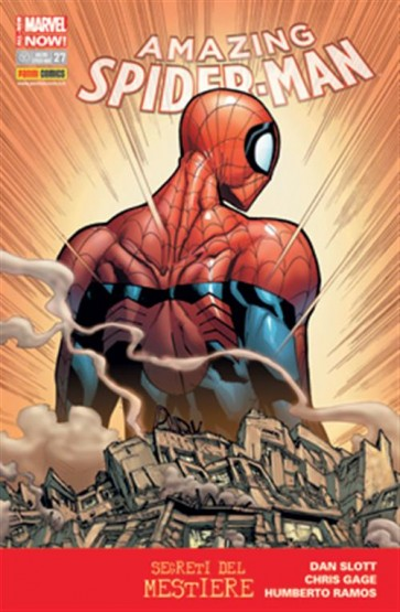 AMAZING SPIDER-MAN 27 - ALL NEW MARVEL NOW