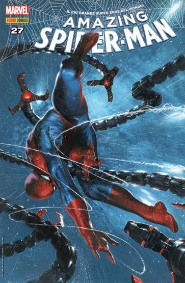 AMAZING SPIDER-MAN 27