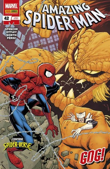 AMAZING SPIDER-MAN 42 - AMAZING SPIDER-MAN 751