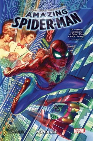 AMAZING SPIDER-MAN (2015) 1 - MONDIALE