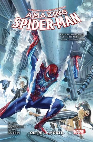 AMAZING SPIDER-MAN (2015) 3 - OLTRE LA MORTE