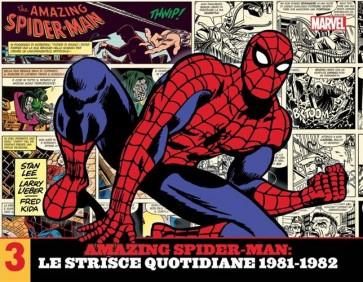 AMAZING SPIDER-MAN: LE STRISCE QUOTIDIANE 3