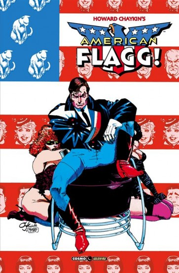 AMERICAN FLAGG!, VOL. 7