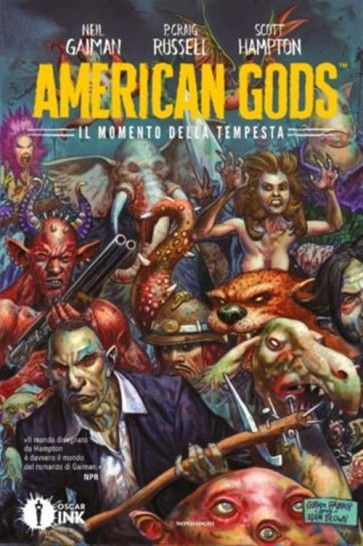 AMERICAN GODS 3 - IL MOMENTO DELLA TEMPESTA