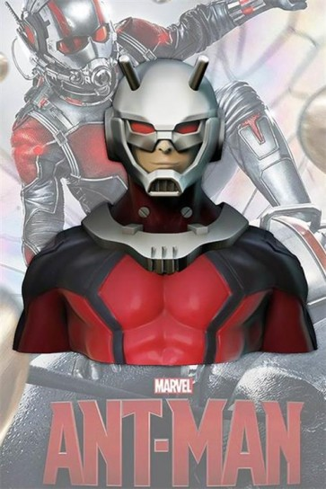 ANT-MAN DELUXE - BUSTO SALVADANAIO