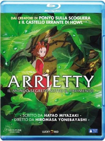 ARIETTY - BLU-RAY