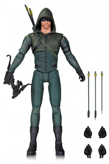 ARROW TV SERIE 3 - ARROW - DC DIRECT - ACTION FIGURE 16CM