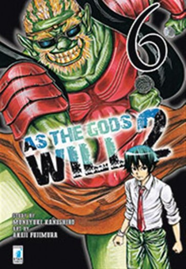 AS THE GODS WILL 2 - 6