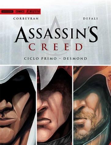 ASSASSIN'S CREED 1.  CICLO PRIMO: DESMOND - FANTASTICA 21