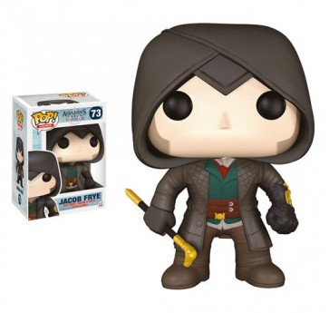 ASSASSIN'S CREED SYNDICATE - POP FUNKO VINYL FIGURE 73 JACOB FRYE 10 CM