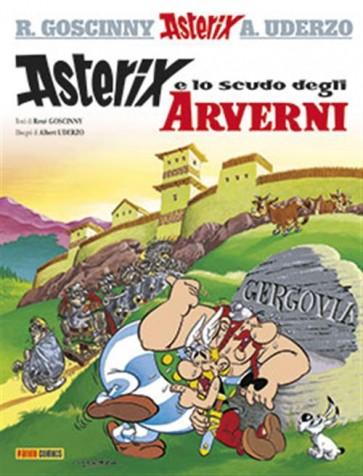 ASTERIX 11 - ASTERIX E LO SCUDO DEGLI ARVERNI