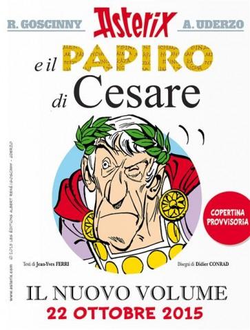 ASTERIX 36 - ASTERIX E IL PAPIRO DI CESARE