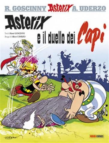 ASTERIX 7 - ASTERIX E IL DUELLO DEI CAPI