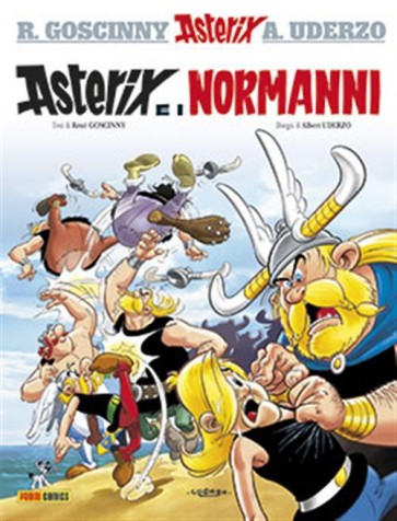 ASTERIX 9 - ASTERIX E I NORMANNI