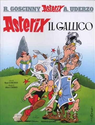 ASTERIX BROSSURATO 1 - ASTERIX IL GALLICO