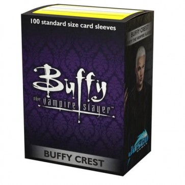 AT-16009 - 100 BUSTINE CLASSIC STANDARD - ART BUFFY THE VAMPIRE SLAYER - BUFFY CREST