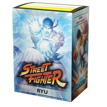 AT-16011 - 100 BUSTINE CLASSIC STANDARD - ART STREET FIGHTER: RYU