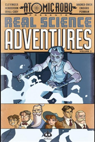 ATOMIC ROBO REAL SCIENCE ADVENTURE 2