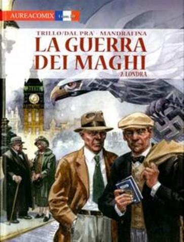AUREACOMIX 69 - LA GUERRA DEI MAGHI 2 - LONDRA