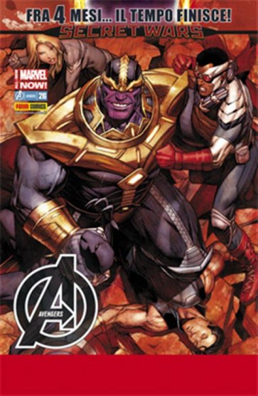 AVENGERS 26 - ALL NEW MARVEL NOW