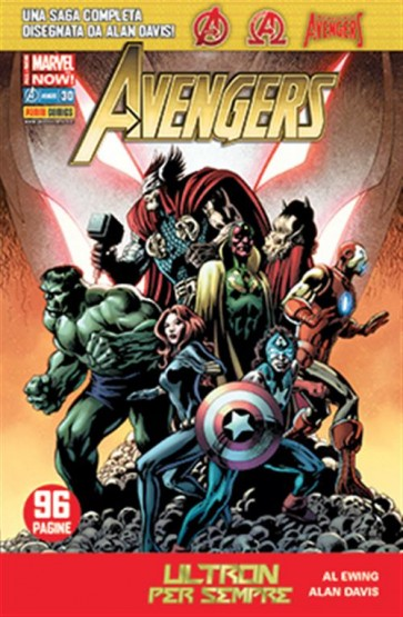 AVENGERS 30 - ALL NEW MARVEL NOW