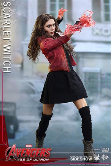 AVENGERS AGE OF ULTRON SCARLET WITCH - AF HOT TOYS