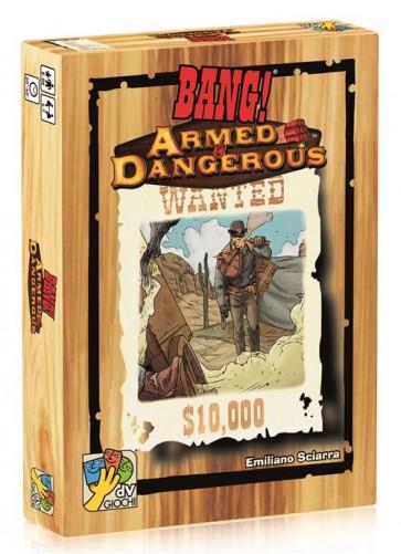 BANG! ARMED & DANGEROUS