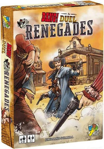 BANG! THE DUEL - RENEGADES