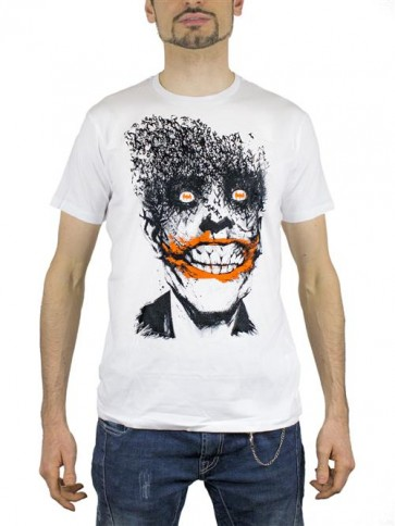 BATMAN06 - T-SHIRT JOKER BY JOCK M -2BNERD