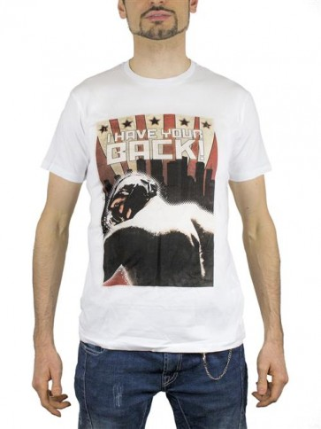 BATMAN11 - T-SHIRT BANE I HAVE YOUR BACK M