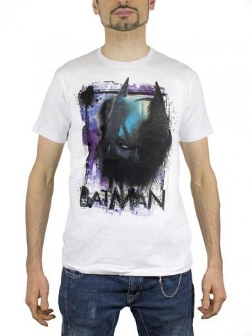 BATMAN14 - T-SHIRT BATMAN ARKHAM L