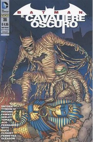 BATMAN - IL CAVALIERE OSCURO 36 (NEW 52) - VARIANT HALLOWEEN