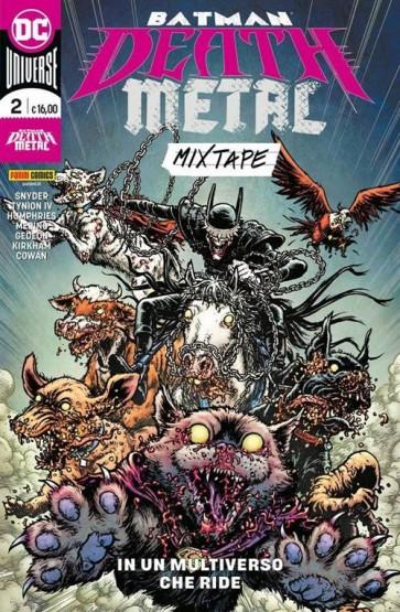 BATMAN: DEATH METAL MIXTAPE VOL.2