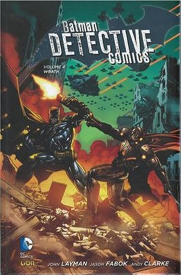 BATMAN: DETECTIVE COMICS VOL.4: WRATH - NEW 52 LIMITED 4
