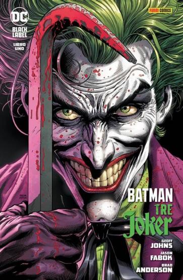 BATMAN: TRE JOKER 1