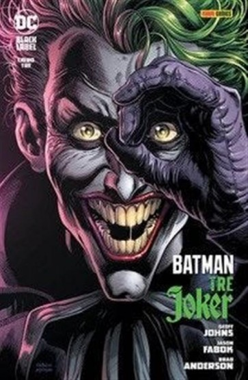 BATMAN: TRE JOKER 3